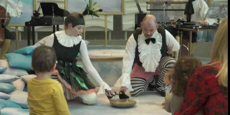 """BambinO"", premier opéra pour public en couches-culottes"