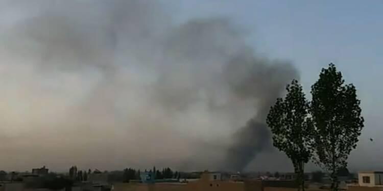 Afghanistan: bataille pour Ghazni, assaillie par les talibans