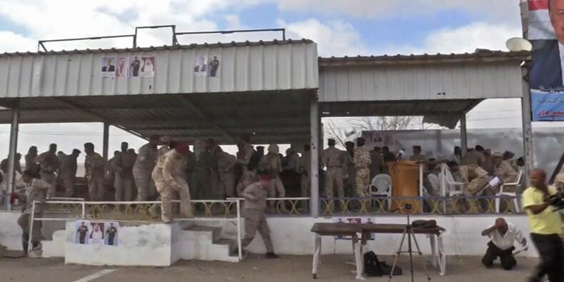 Yémen: attaque spectaculaire des rebelles contre l'armée