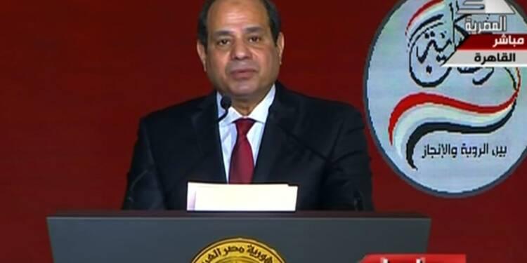Le président égyptien Sissi candidat à sa propre succession
