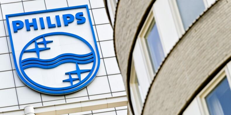 Philips: bénéfice net multiplié par 7, après la scission de la branche éclairage