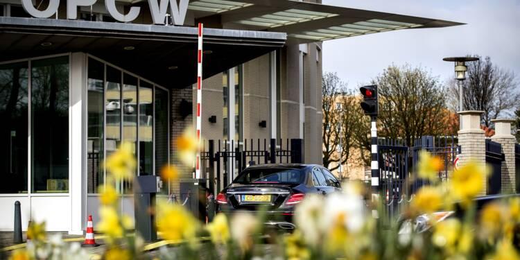 Attaque chimique présumée: mission mobilisée en Syrie, réunion à La Haye