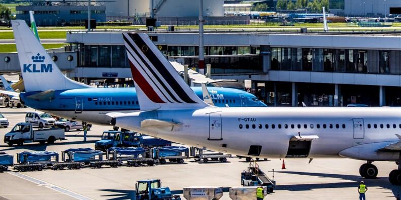 Air France-KLM: Macron demande des clarifications à La Haye