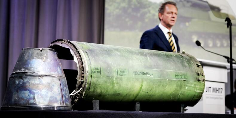 """Vol MH17 abattu: les Pays-Bas et l'Australie tiennent la Russie """"responsable"""""""