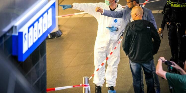 """Amsterdam: l'Afghan qui a blessé deux Américains avait des motivations """"terroristes"""""""