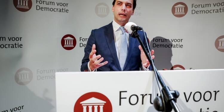 Pays-Bas : percée de la droite populiste au Sénat, revers pour Rutte