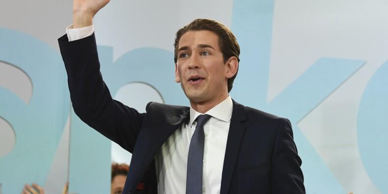 """Autriche: après la victoire des conservateurs, """"probabilité"""" d'alliance avec l'extrême droite"""