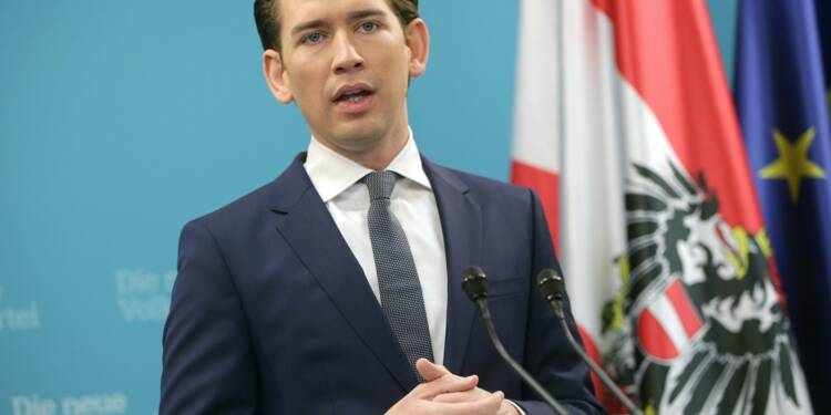 Autriche: Kurz et l'extrême droite en pourparlers gouvernementaux