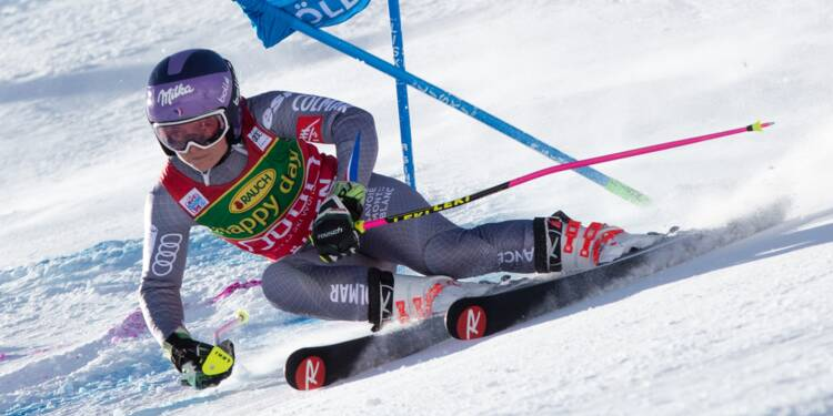 Ski alpin: victoire de Rebensburg, Worley 2e au géant de Sölden