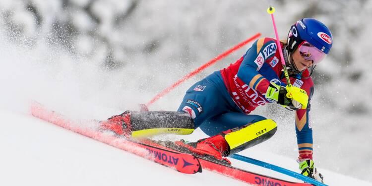 Ski: Shiffrin signe sa 36e victoire lors du slalom de Lienz