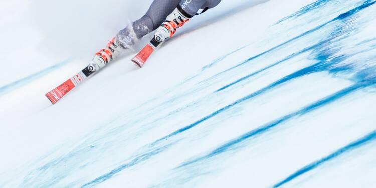 Ski: Bad Kleinkirchheim, la pente est sévère mais la neige friable