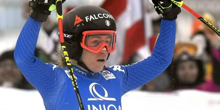 Ski: triplé italien en descente dames à Bad Kleinkirchheim