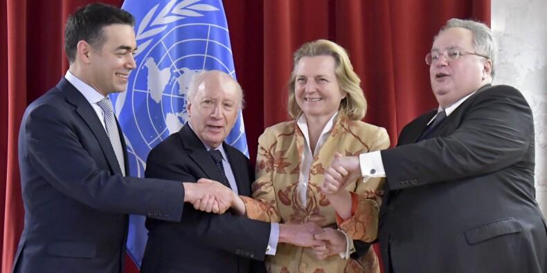 Macédoine et Grèce cherchent le chemin de la réconciliation