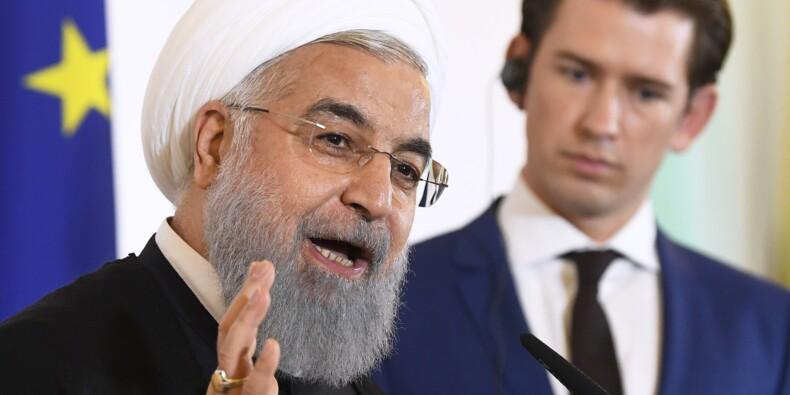 En Autriche, le président iranien plaide pour la sauvegarde de l'accord nucléaire