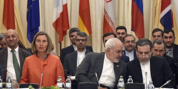 """Accord nucléaire: l'Iran salue une """"volonté de résister"""" aux États-Unis"""