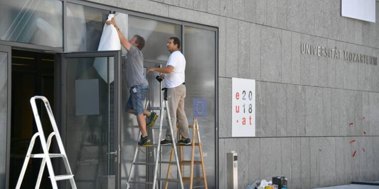 Brexit et migrations: les Européens à Salzbourg pour tenter d'apaiser les tensions