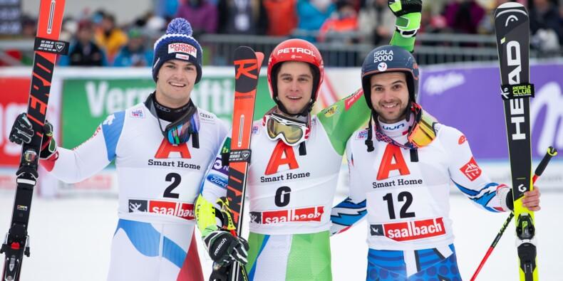 Ski alpin: la surprise Kranjec, le bonheur de Faivre au géant de Saalbach