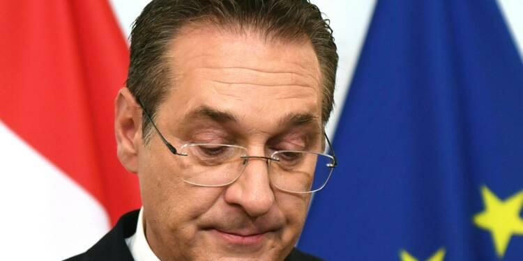 Autriche: la coalition droite-extrême droite explose après l'Ibiza-gate