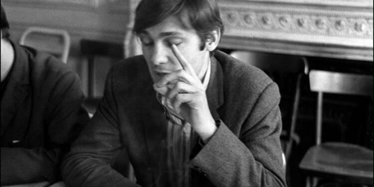 Décès de Jacques Sauvageot, l'une des figures de Mai 68
