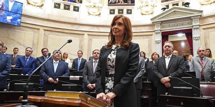 Argentine: Cristina Kirchner visée par un mandat d'arrêt pour trahison