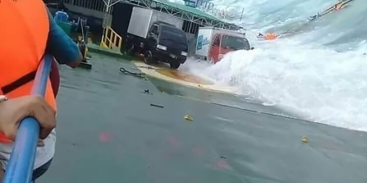 Naufrage d'un ferry en Indonésie: au moins 34 morts