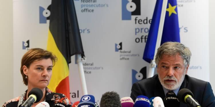 """L'attaque de Liège qualifiée """"d'assassinat terroriste"""" par le parquet"""