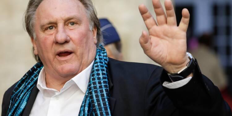 La star du cinéma Gérard Depardieu visée par une enquête pour viols