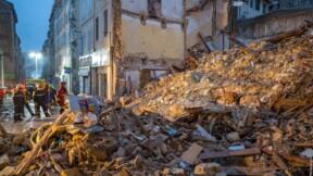 A Marseille, les recherches interrompues pour démolir deux immeubles supplémentaires