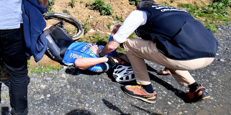 Le monde du cyclisme rend hommage à Michael Goolaerts décédé sur Paris-Roubaix