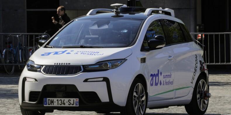 La voiture autonome, une révolution prête à chambouler le secteur de l'assurance