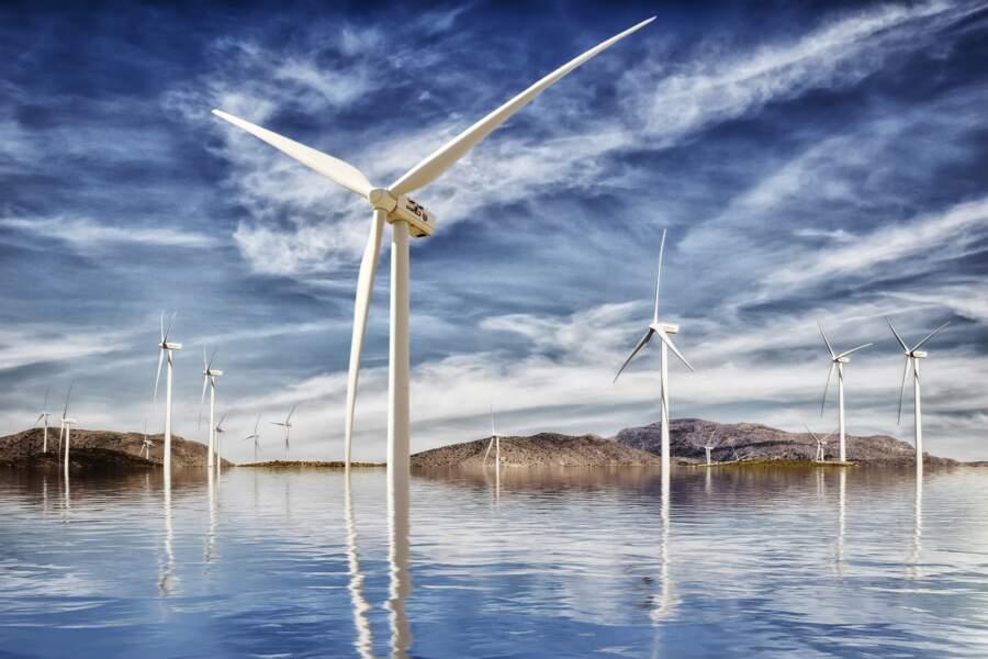 Eolien, solaire… Les énergies renouvelables