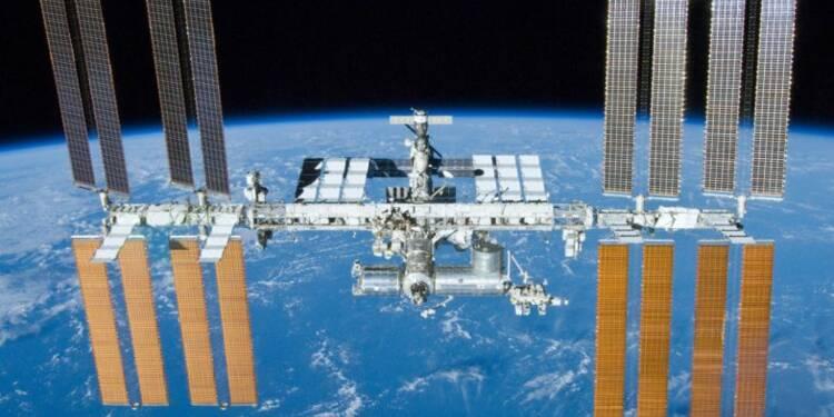 La Station spatiale internationale est désormais équipée d'un outil permettant de détecter et de piéger les débris spatiaux potentiellement dangereux
