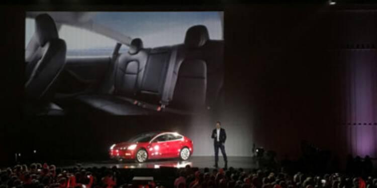 Tesla rate son objectif de production de Model 3 en septembre