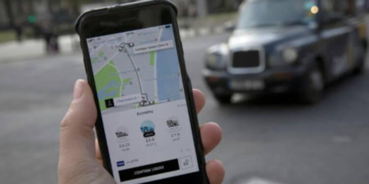 Uber se prépare à bloquer l'appli des chauffeurs au bout de 10 heures pour éviter qu'ils fassent des heures sup'