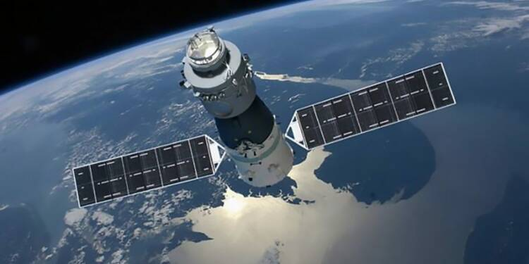 La station spatiale chinoise va bientôt s'écraser sur Terre — mais certains objets à son bord pourraient atterrir indemnes