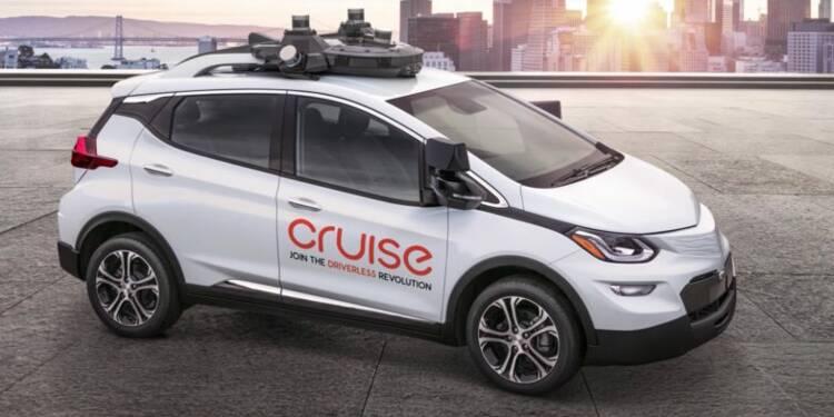 On vous présente la voiture autonome sans volant ni pédale de General Motors — elle est prévue pour 2019