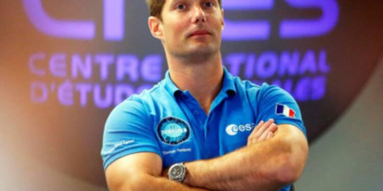 Le patron du CNES dit être en train de négocier la prochaine mission de Thomas Pesquet dans l'espace