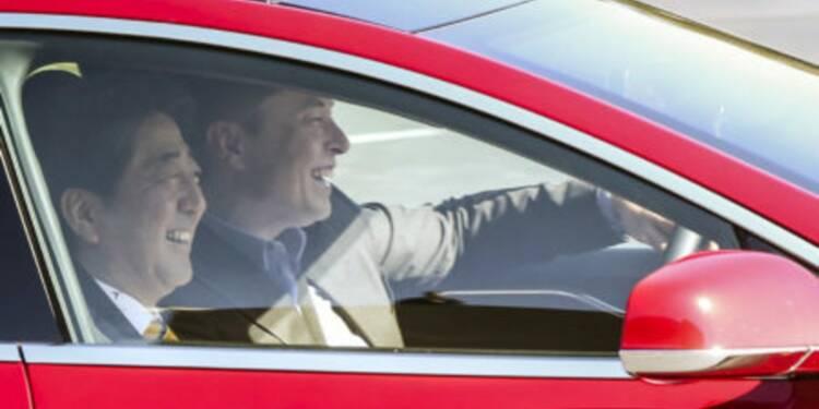 Tesla enregistre la plus forte perte trimestrielle de son histoire et lève le pied sur la production de Model X et Model S