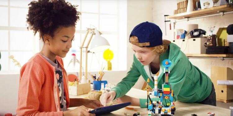 Lego signe un accord avec Tencent en Chine pour partir à la conquête du marché du divertissement en ligne pour les enfants