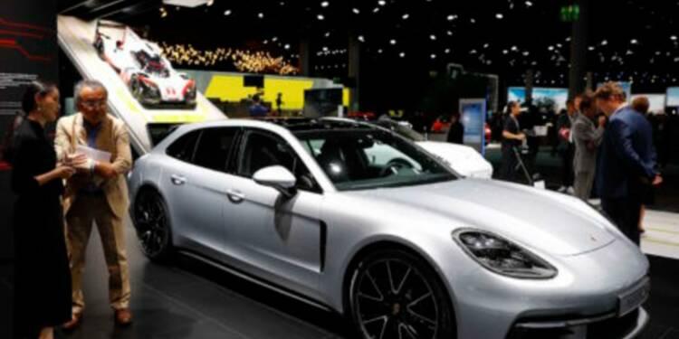 Porsche lance un abonnement illimité à 2000$ par mois pour laisser les millennials les plus riches conduire ses bolides