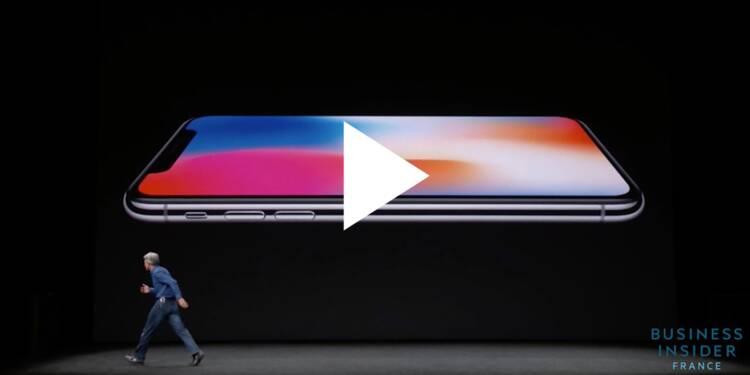 VIDEO: Voici le moment où la démo publique du nouvel outil de reconnaissance faciale de l'iPhone X a échoué