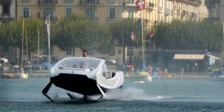 Sea Bubbles: des tests repoussés à Paris à une levée de 250M€ — retour sur 8 mois de péripéties d'une startup pas ordinaire