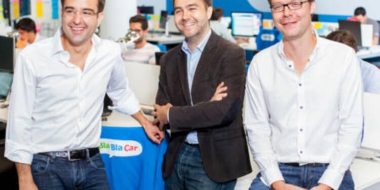 Le patron de BlaBlaCar demande de l'argent public pour soutenir son service de covoiturage courte-distance