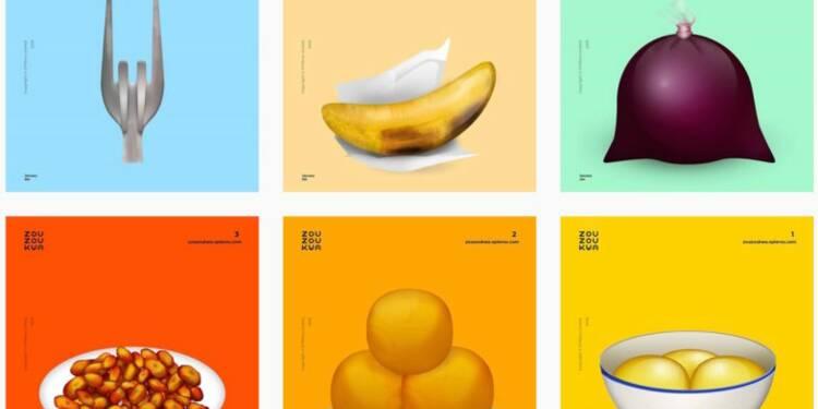 Chaque jour, cet artiste ivoirien crée un nouvel emoji issu de la culture africaine — et on a hâte de pouvoir les utiliser