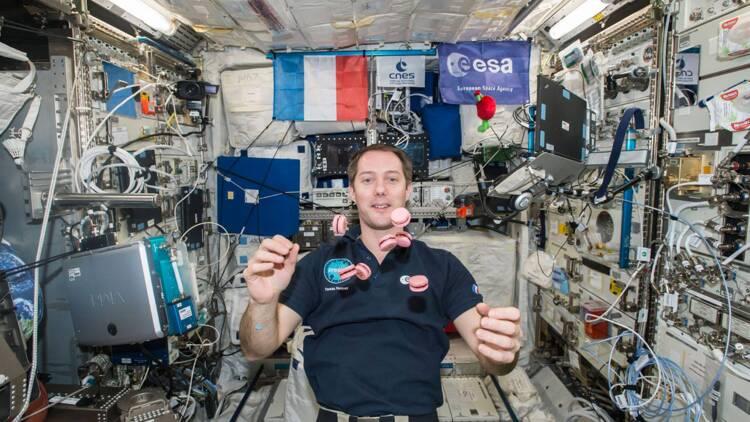 Vous avez un projet pour la Station spatiale internationale ? Thomas Pesquet lance un concours auprès des étudiants pour que les idées soient testées à bord