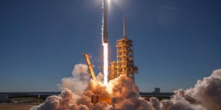 SpaceX lance une nouvelle mission entourée de mystères