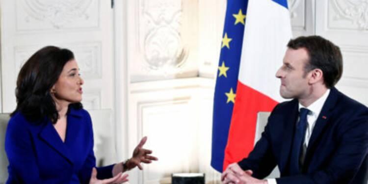 Voici ce que Facebook, Google, Microsoft et 9 autres entreprises mondiales ont promis à Emmanuel Macron à Versailles