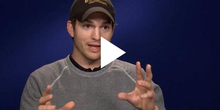 VIDEO: Ashton Kutcher explique pourquoi il n'a pas tout de suite investi dans Uber et pourquoi il est si facile de sous-estimer une nouvelle idée