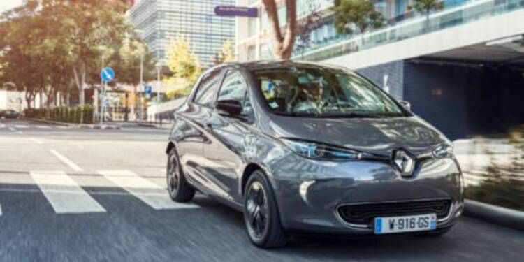 Des voitures autonomes électriques sans chauffeur vont être testées à Rouen — et c'est une première en Europe