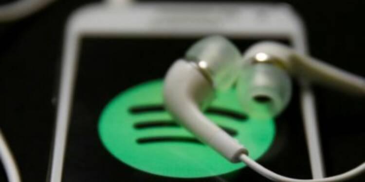Spotify a déposé en secret son dossier d'introduction en Bourse